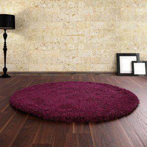 Ultimate Comfort Circle - Aubergine