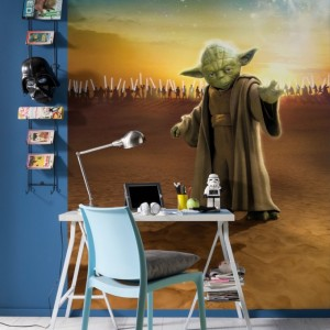 4-442 - Star Wars Master Yoda Room Set