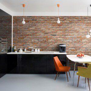 8-741 - Brick Room Set