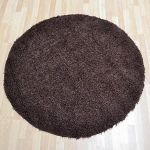 ultima shaggy choc circle