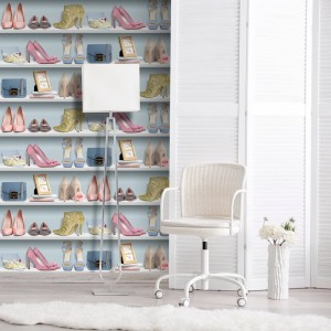 l31601-muriva-ladies-heels-pattern-wallpaper-shoes-shelves-handbag-motif-p4442-11600_image